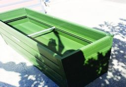 Wooden Planter Boxes Bondi